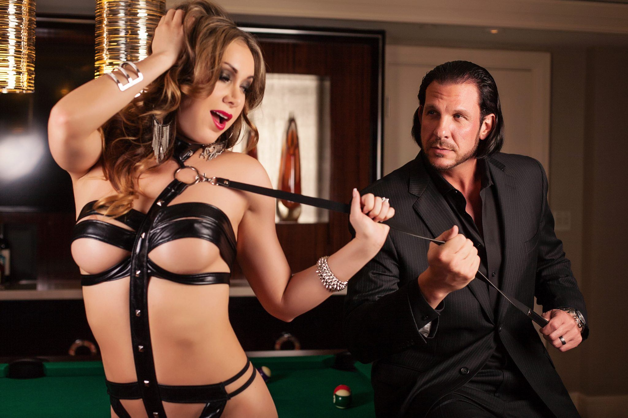 Las Vegas couples boudoir by Stacie Frazier
