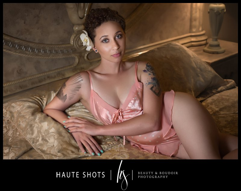 lighting for boudoir photography by haute shots