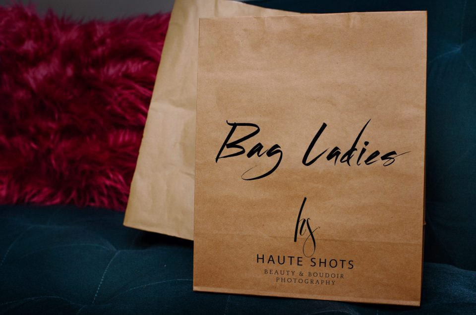 bag ladies, bag lady, haute shots, photography project, stacie frazier