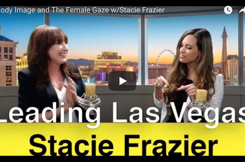 stacie frazier, haute shots, danielle ford, leading las vegas, interview, bag lady project, female empowerment, online dating